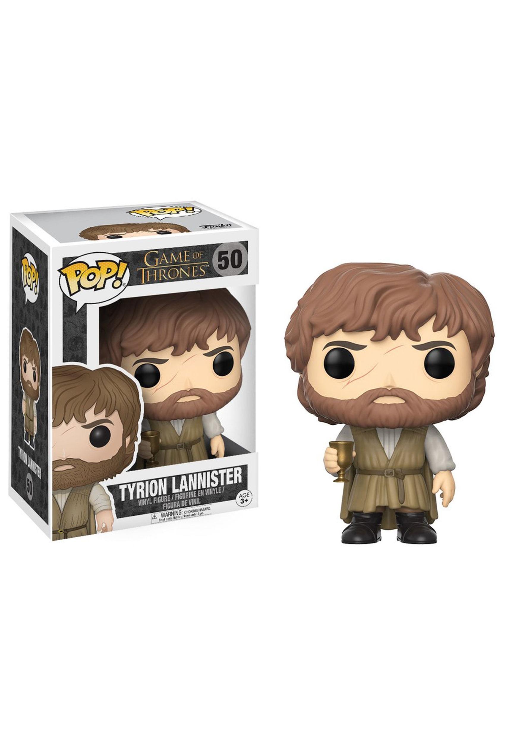Game of Thrones Tyrion Lannister POP Vinyl Figure FN12216