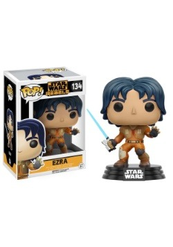 Star Wars Rebels Ezra Bridger Bobblehead POP! Vinyl Figure