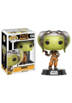 Star Wars: Rebels - Hera POP Bobblehead Figure