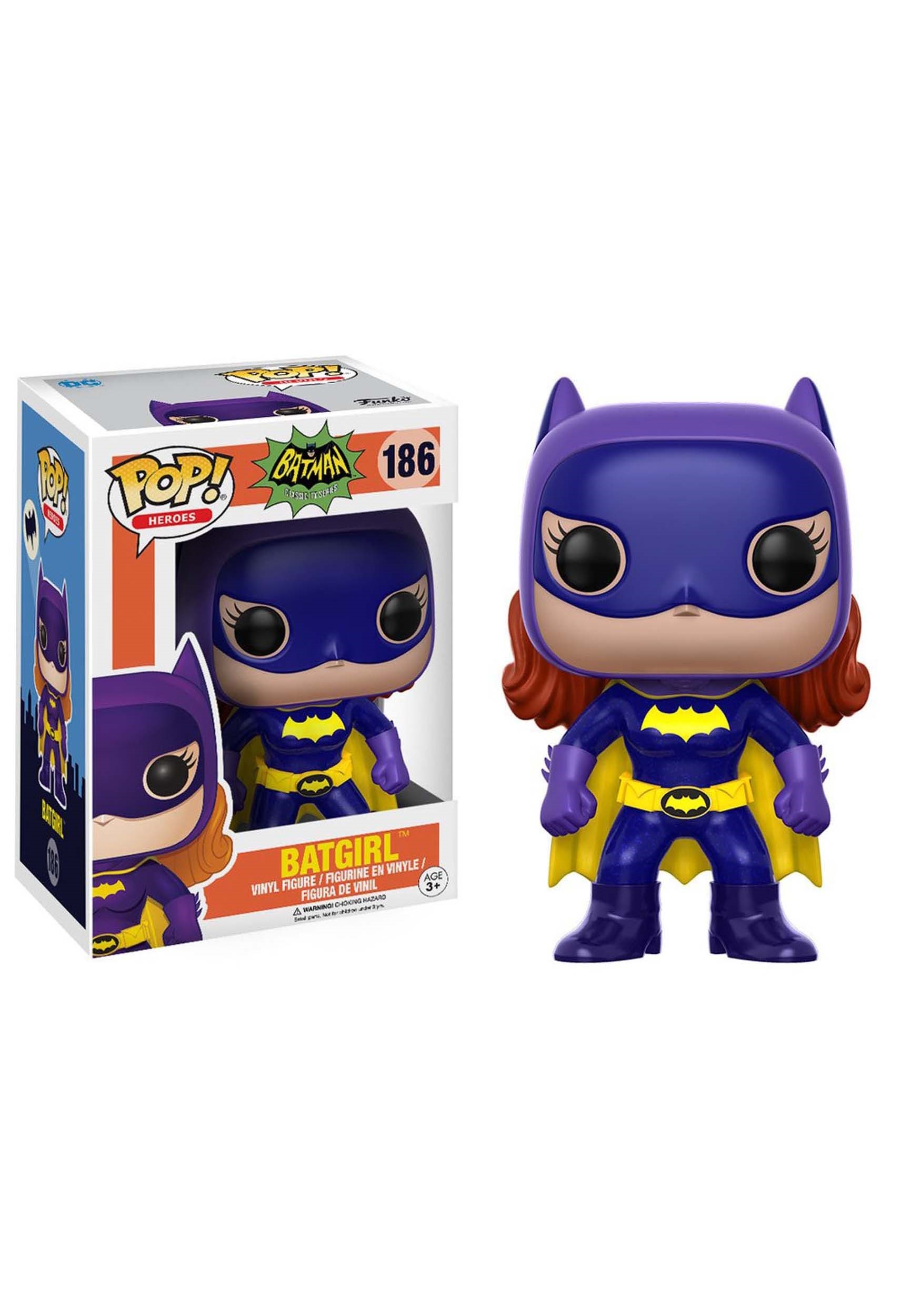 DC Heros Batgirl POP! Vinyl Figure FN13632