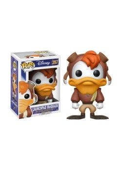 POP Disney: Darkwing Duck - Launchpad McQuack