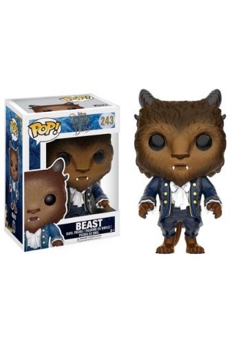 Disney Beauty and the Beast Beast POP! Vinyl Figure