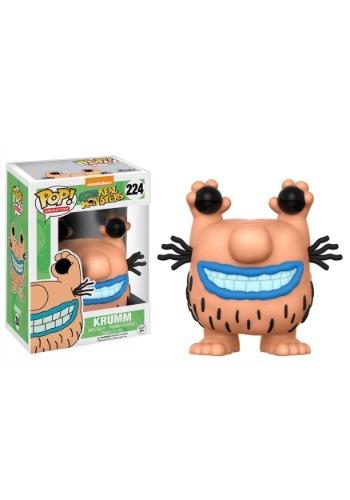 POP Television: Aaahh!!! Real Monsters - Krumm