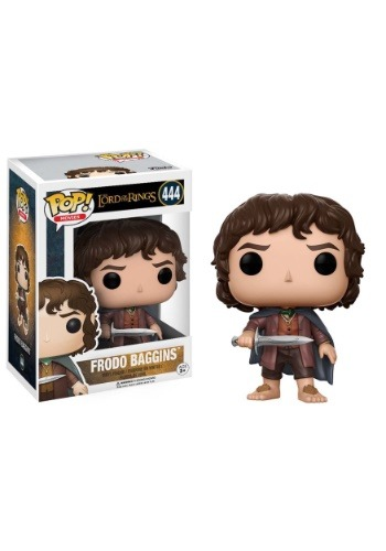 POP Movies: LOTR/Hobbit - Frodo Baggins w/CHASE