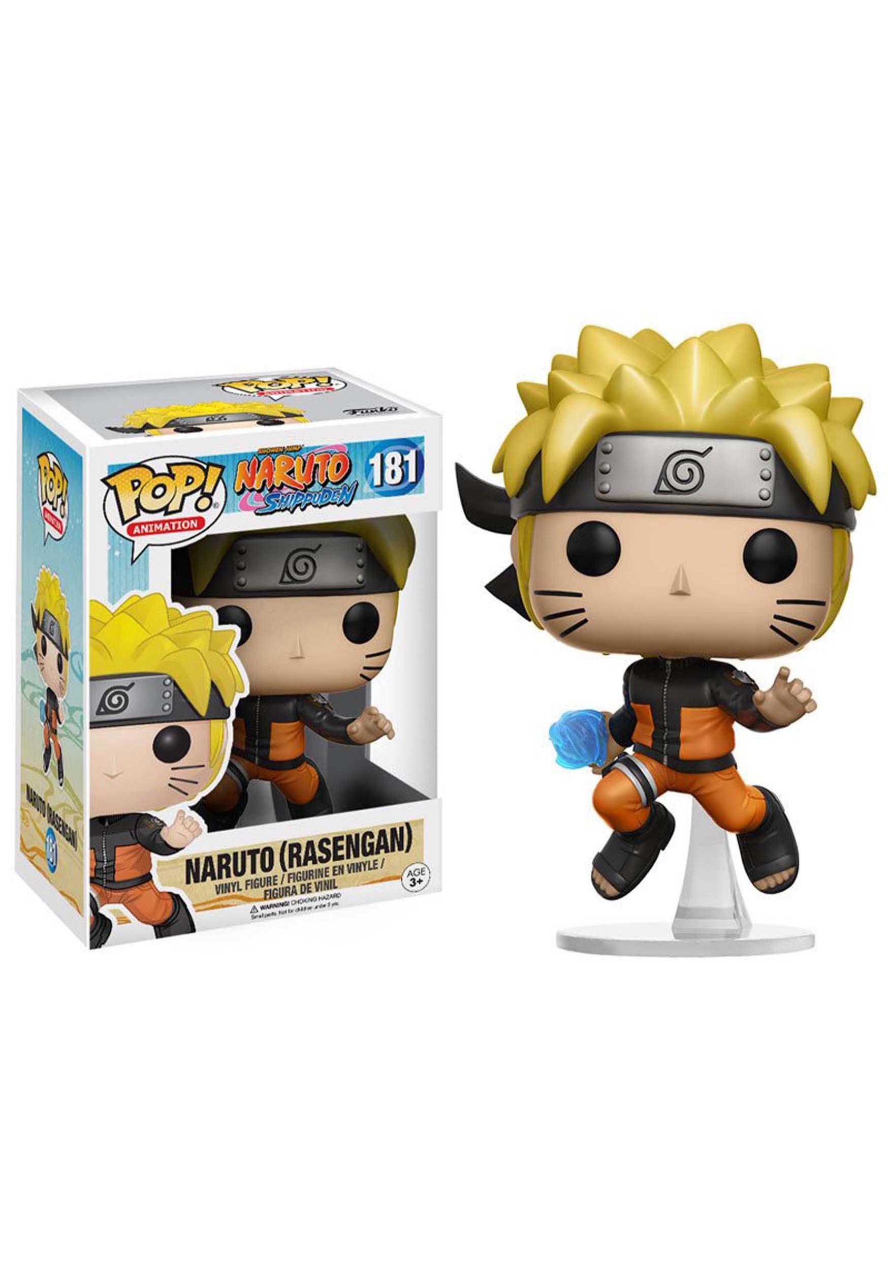 POP Anime: Naruto: Shippuden - Naruto (Rasengan) Vinyl Figur FN12997