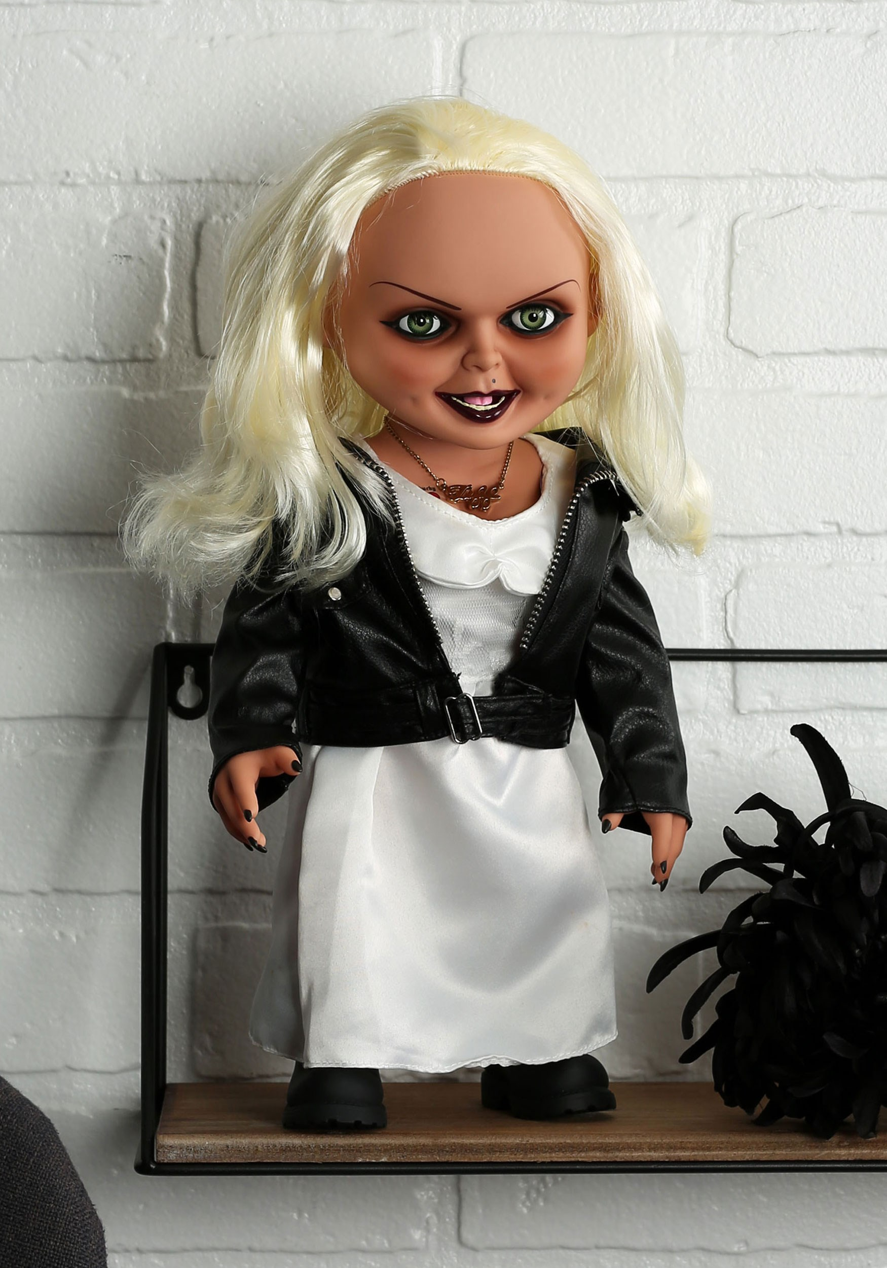 bride of chucky tiffany 15 talking doll
