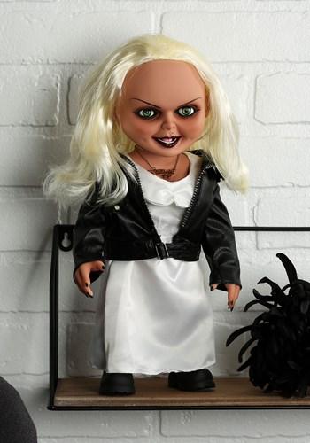 Bride of Chucky Tiffany 15 Inch Talking Doll