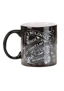 Harry Potter Marauders Map Heat Reveal 20 oz. Mug