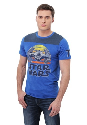 Sunset TIE Fighter Men's T-Shirt Update Main