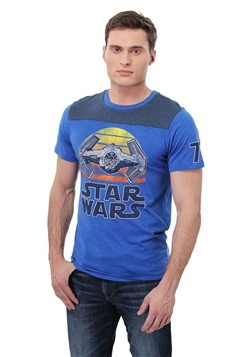 Sunset TIE Fighter Men's T-Shirt Update Main