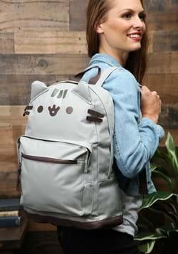 Pusheen Cat Face Backpack-update1-1