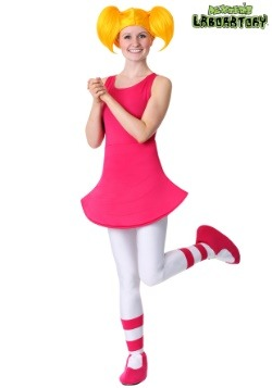 Adult Dexter's Laboratory Dee Dee Costume