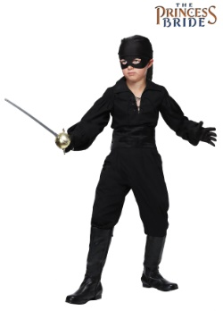 Kids Princess Bride Westley Costume