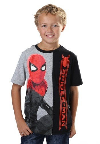 Boy's Glow in the Dark Spider-Man Homecoming Symbol ILMSF17L0017OL