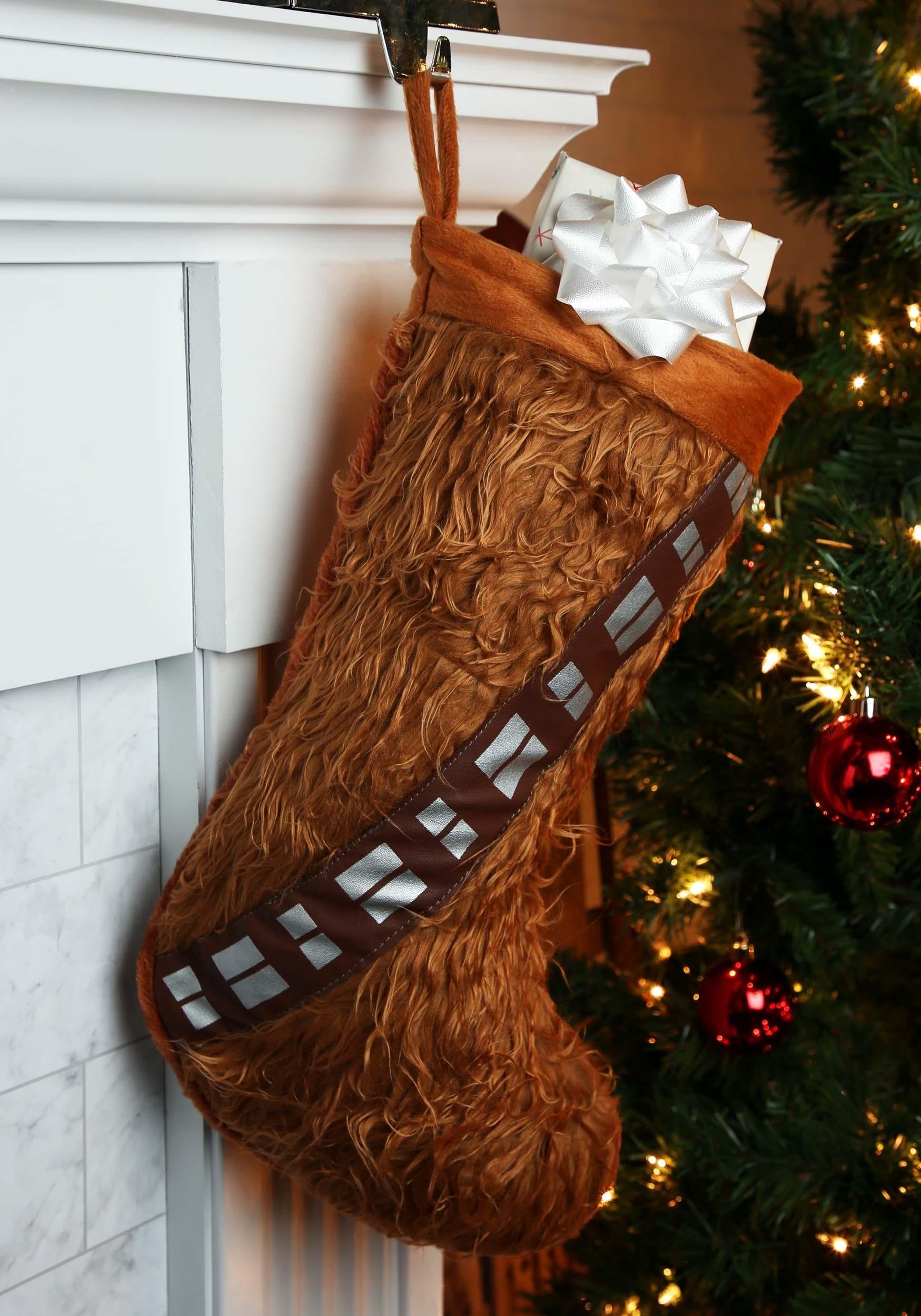 """Star Wars 18"""" Chewbacca Stocking KASW7172"""