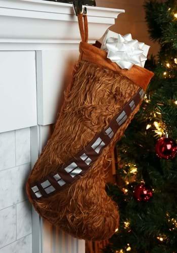 """18"""""""" Chewbacca Stocking from Star Wars"""" KASW7172-ST"""
