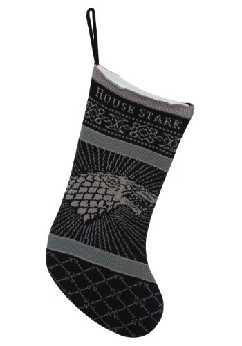 Game of Thrones Stark Sigil Knit Stocking