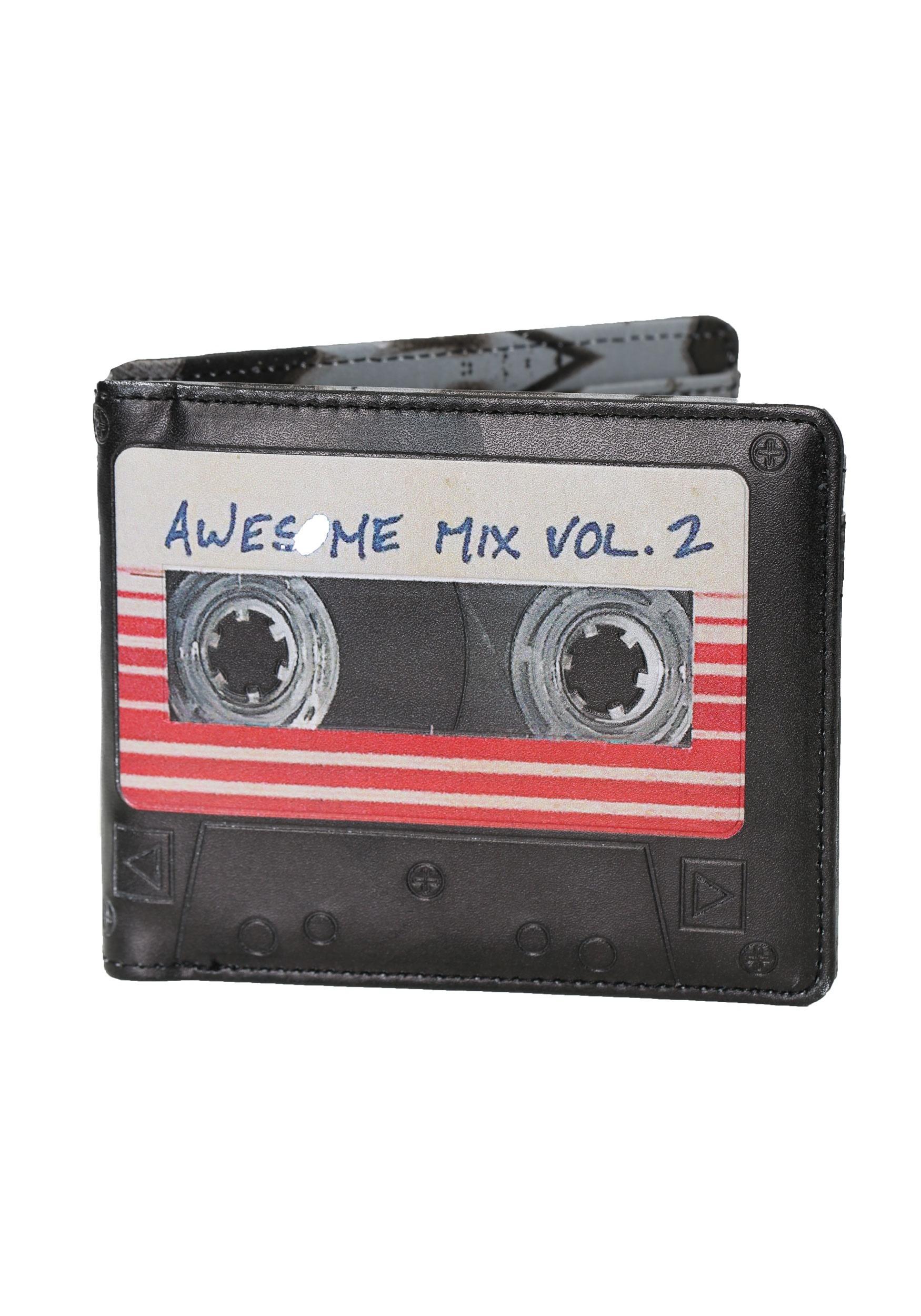Guardians of the Galaxy Mix Tape Bi-Fold Wallet BBDMVGNWOGM