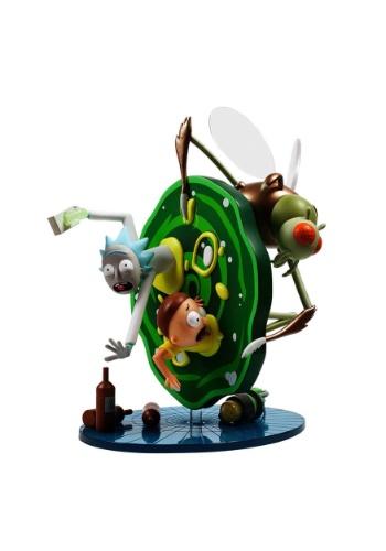 Rick & Morty Figure KROTBLCL007