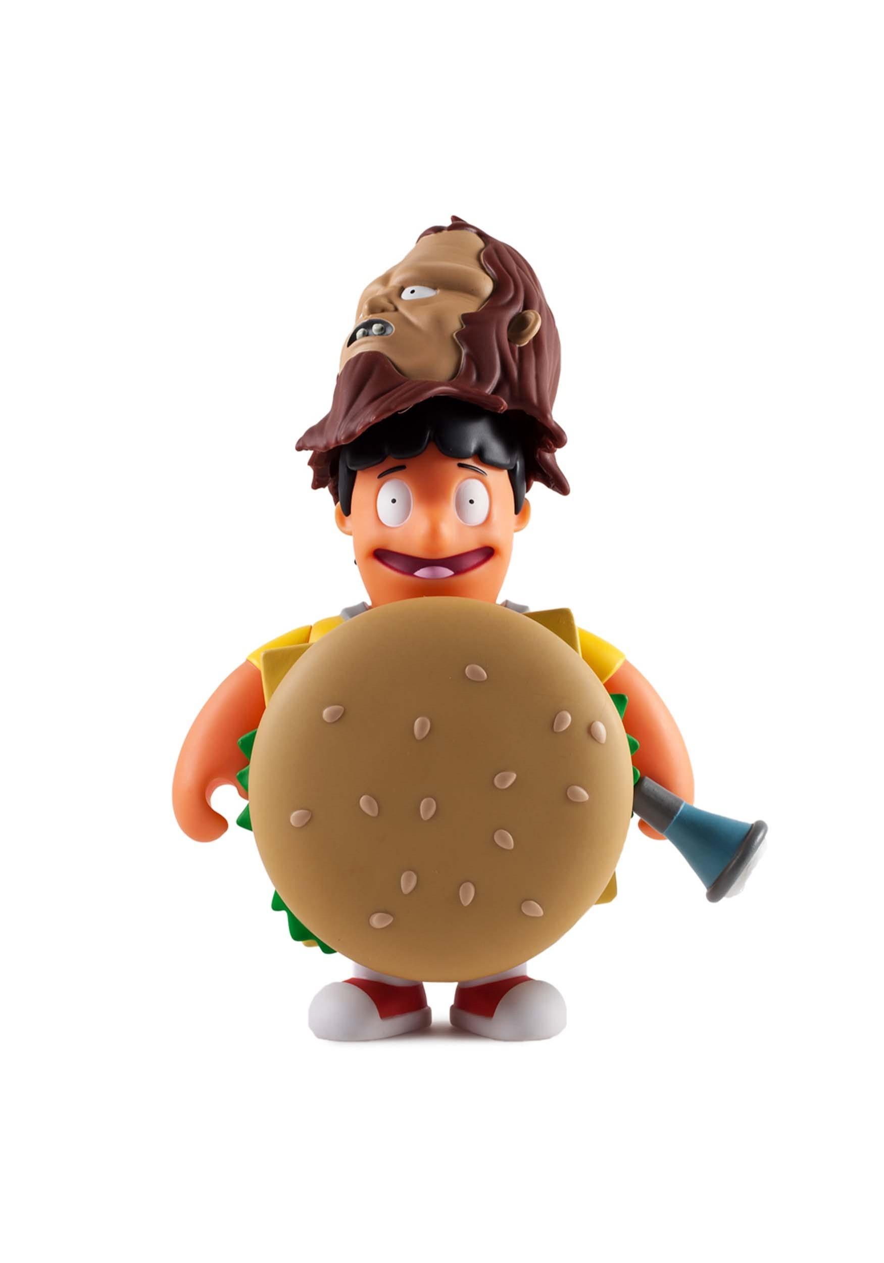 Beefsquatch Figure From Bob S Burgers