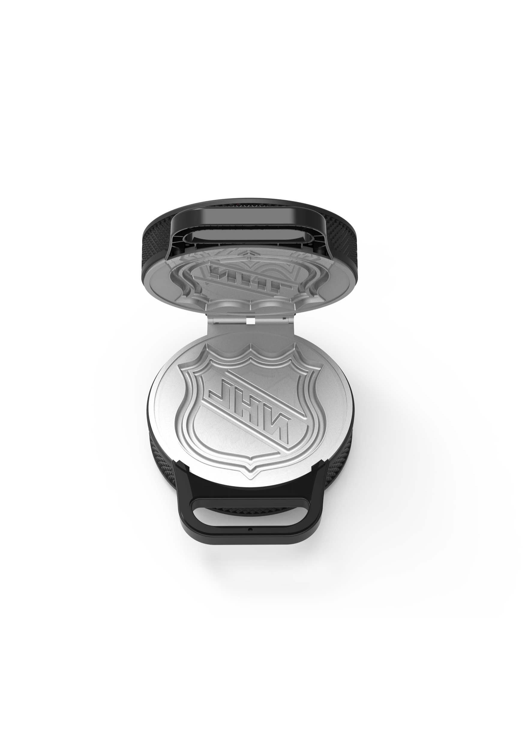 NHL Hockey Puck Waffle Maker PBWMVP-NHL-SHLD