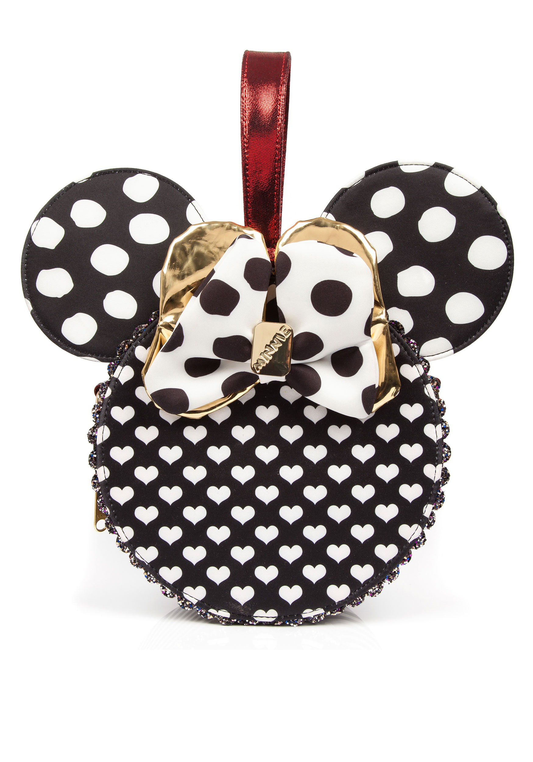 Irregular Choice Disney Minnie Mouse Oh My! Purse (IRRBICOHMY01A-ST IRRBICOHMY01A) photo