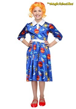Magic School Bus Ms. Frizzle Child Costume
