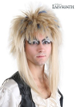 Labyrinth Jareth Adult Wig
