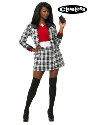 Plus Size Clueless Dee Women's Costume