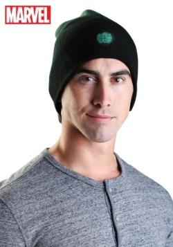 Marvel Hulk Dip-Dye Slouch Knit Hat