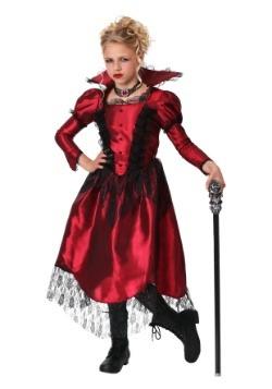 Classic Girl's Vampire Costume
