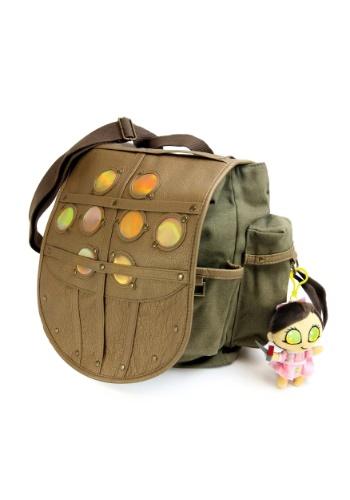 BioShock Big Daddy Backpack & Lil Sister Mini Stuffed Doll