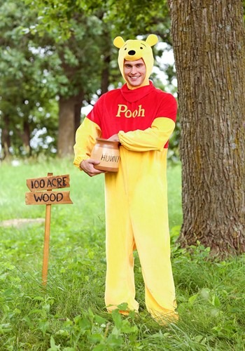 Winnie the Pooh Deluxe Adult Costume