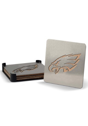 Philadelphia Eagles Boasters 4 Pack Coaster Set