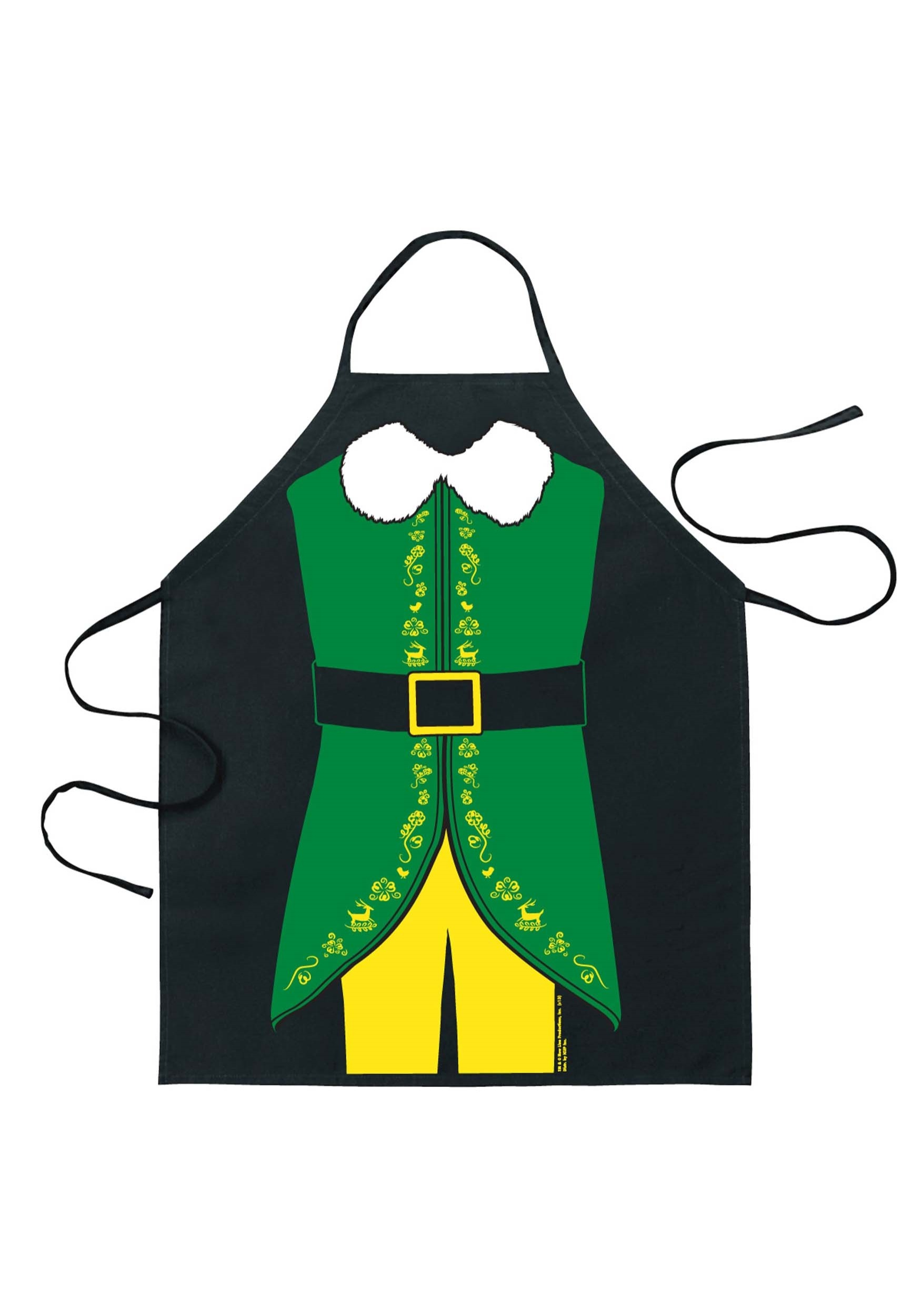 Elf the Movie Character Apron ICU08329