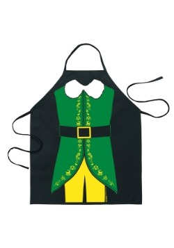 Adult Elf the Movie Character Apron