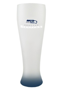 Seattle Seahawks 23oz Frosted Pilsner Glass