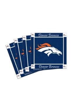 Denver Broncos 4-Pack Ceramic Coaster