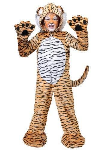 Premium Tiger Kids Costume