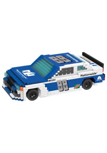 NASCAR Dale Earnhardt Jr. Car BRXLZ Puzzle FLPZNS3DCARDE