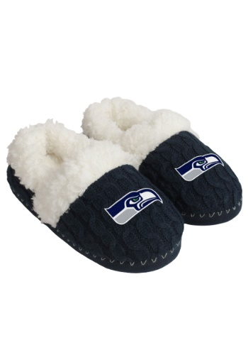 Seattle Seahawks Team Color Moccasin
