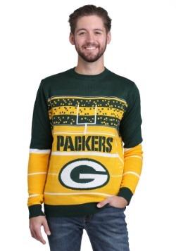 Green Bay Packers Stadium Light Up Sweater