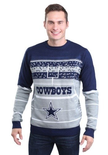 Dallas Cowboys Stadium Light Up Sweater