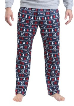 New England Patriots Holiday Sweat Pants