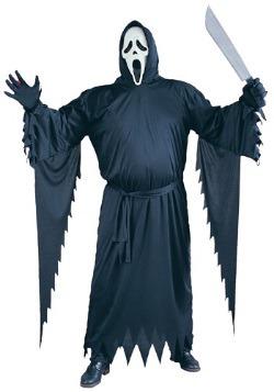 Scream Plus Size Costume