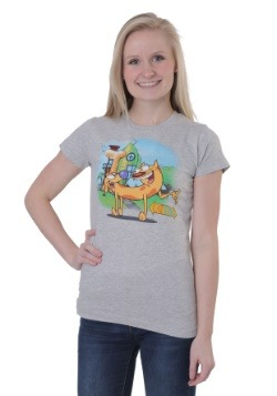 Nickelodeon CatDog Juniors Tee