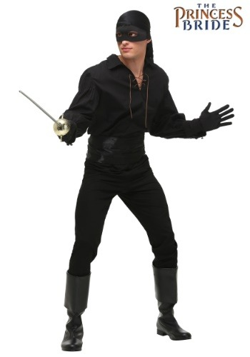 Plus Size Princess Bride Westley Costume