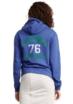 Seattle Seahawks Sunday Cowl Neck Women's Hoodie