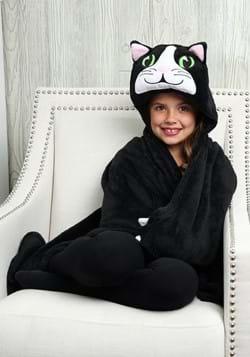 Chloe the Cat Comfy Critters Microfiber Fleece Blanket-updat
