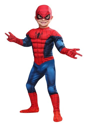 Marvel Spider-Man Toddler Boys Costume